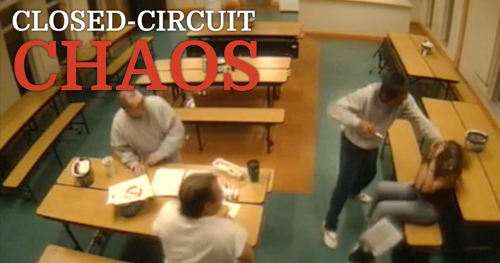 Florida Makes Surveillance Videos From Inside Its Mental Hospitals