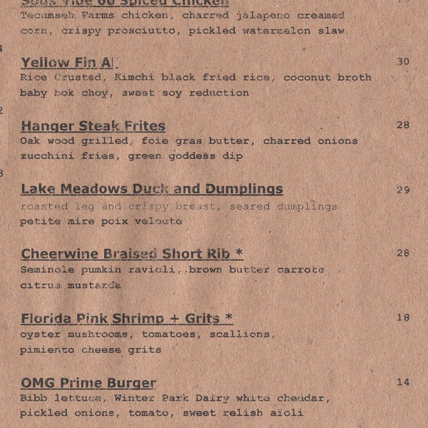 Spot The Fables On These 10 Tampa Bay Farm To Table Restaurant Menus Farm To Fable Food Tampa Bay Times
